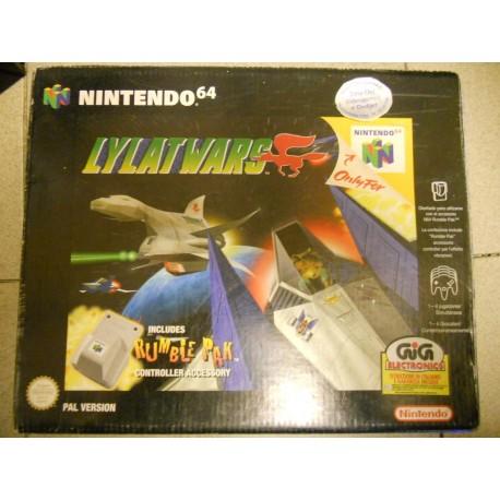 LYLAT WARS (N64) USATO