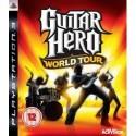 GUITAR HERO WORLD TOUR PS3 USATO