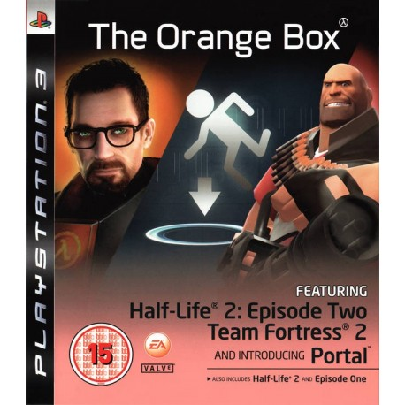 HALF LIFE 2 THE ORANGE BOX PS3 USATO