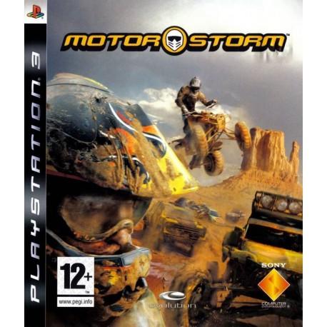 MOTORSTORM PS3 USATO