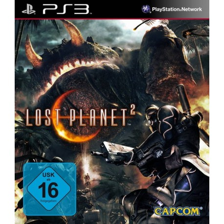 LOST PLANET 2 PS3 USATO