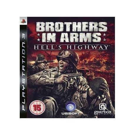 BROTHERS IN ARMS HELL'S HIGHWAY PS3 USATO