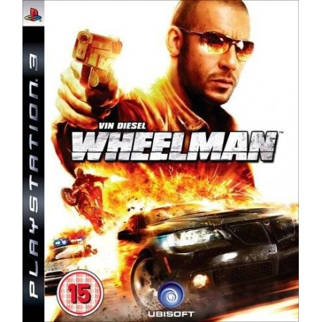 WHEELMAN PS3 USATO