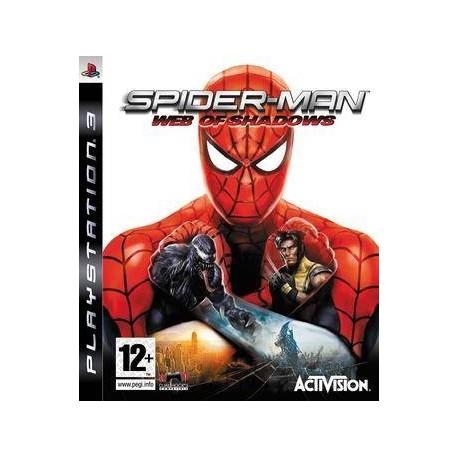SPIDER-MAN IL REGNO DELLE OMBRE PS3 USATO
