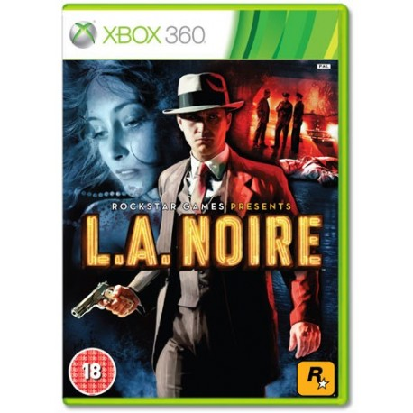 L.A. Noir XBOX 360 USATO