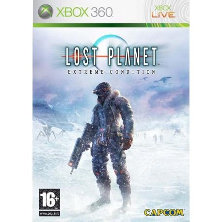 LOST PLANET XBOX 360 USATO