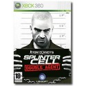 Splinter Cell Double Agent XBOX 360 USATO