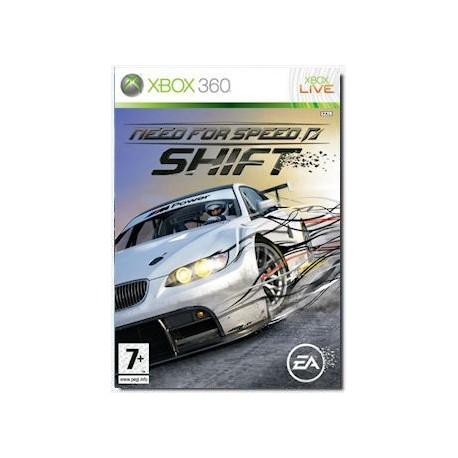 Need For Speed: Shift XBOX 360 USATO