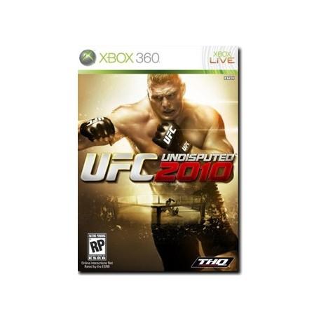 UFC Undisputed 2010 XBOX 360 USATO
