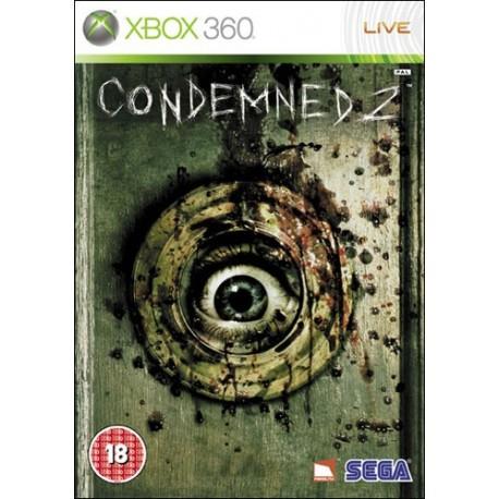 Condemned 2 XBOX 360 USATO