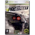 Need for Speed Pro Street XBOX 360 USATO
