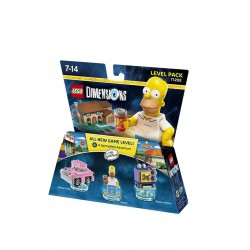 Lego Dimensions Level Pack: The Simpsons - Homer