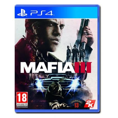 Mafia 3 III + bonus prenotazione(PS4)