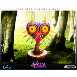 The Legend of Zelda: Life-Size Majora's Mask Statue