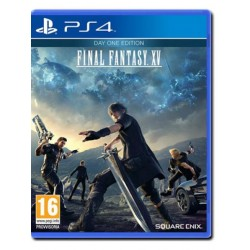 Final Fantasy XV (15) D1 Edition(PS4)