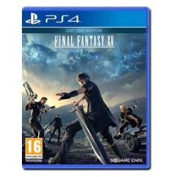 Final Fantasy XV (15) D1 Edition(PS4)
