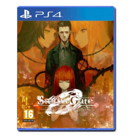 Steins Gate 0 (PS4)
