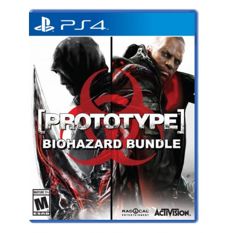 Prototype Biohazard Bundle (PS4)