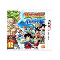 Dragon Ball Fusion (3DS)