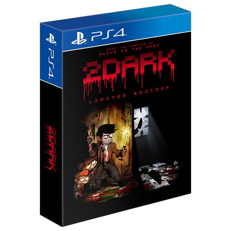 2Dark Limited Edition SteelBook (PS4)