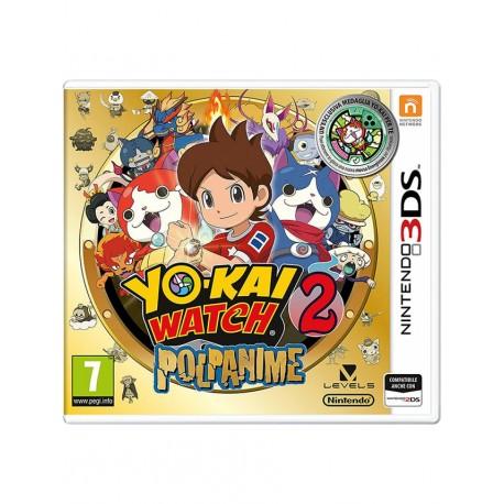 Yo-Kai Watch 2: Polpanime + MEDAGLIA (3DS)