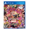 Ultimate Marvel Vs Capcom 3 (PS4)
