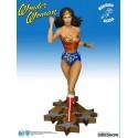 The New Adventures of Wonder Woman Maquette Wonder Woman 34 cm