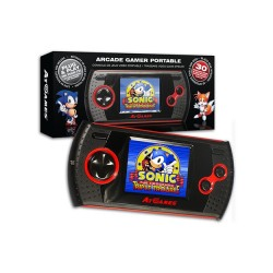 SEGA Master System / Game Gear Handheld Console - Arcade Gamer Portable