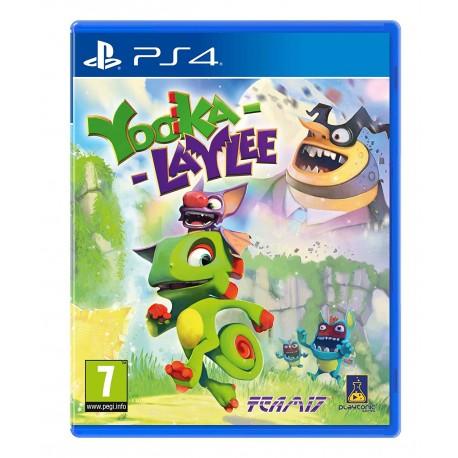 Yooka Laylee (PS4)