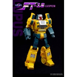 Fantoys FT-18 Lupus Aka Wiredwolf Headmaster