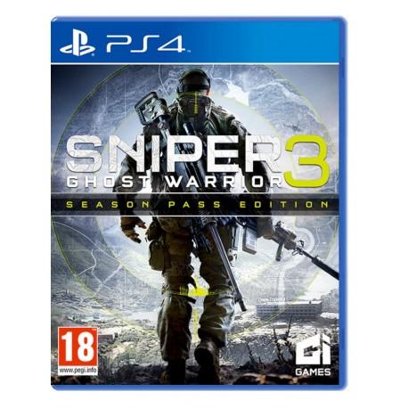Sniper Ghost Warrior 3 - Season Pass Edition (PS4)