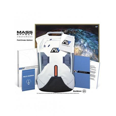 Mass Effect: Andromeda: Pathfinder Edition Guide - Guida Strategica da Collezione