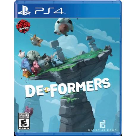 Deformers (PS4)