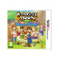 Harvest Moon: Skytree Village (3DS)