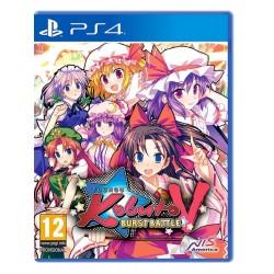 Touhou Kobuto V: Burst Battle (PS4)