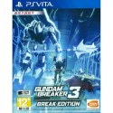 GUNDAM BREAKER 3 BREAK EDITION (PS4)