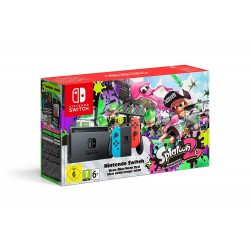 Console Nintendo Switch + Splatoon