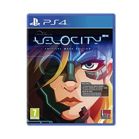 Velocity 2X (Ps4)