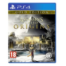 Assassin's Creed Origins - Gold Edition (PS4)