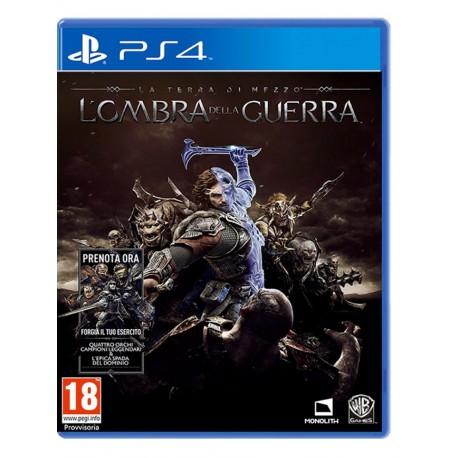 La Terra di Mezzo: L'Ombra della Guerra (PS4)