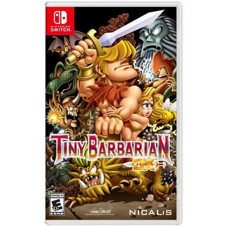Tiny Barbarian DX (Switch)