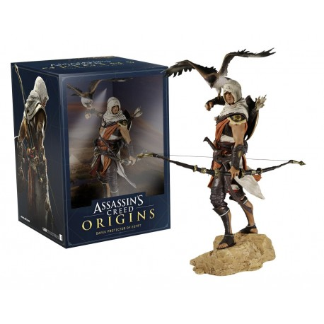 ASSASSIN'S CREED ORIGINS BAYEK STATUA PVC 32cm