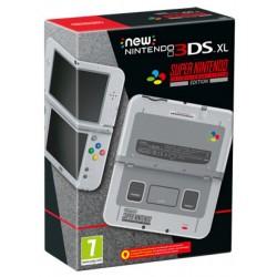 New Nintendo 3DS XL - Super Nintendo Entertainment System Edition - Console