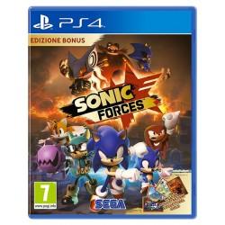 Sonic Forces - Edizione Bonus (PS4)