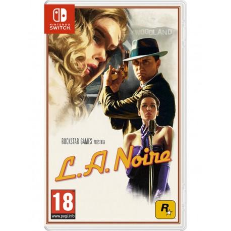 L.A. Noire: The VR Case Files (Xbox One)