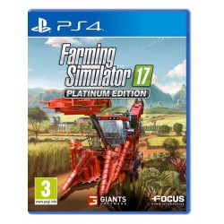 Farming Simulator 2017 - Platinum Edition (PS4)