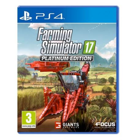 Farming Simulator 2017 - Platinum Edition (PS4)