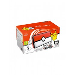 New Nintendo 2DS XL Poke Ball - Limited Edition - Console