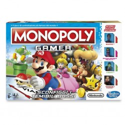 MONOPOLY GAMER TV SUPER MARIO