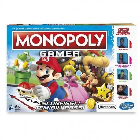MONOPOLY GAMER TV SUPER MARIO